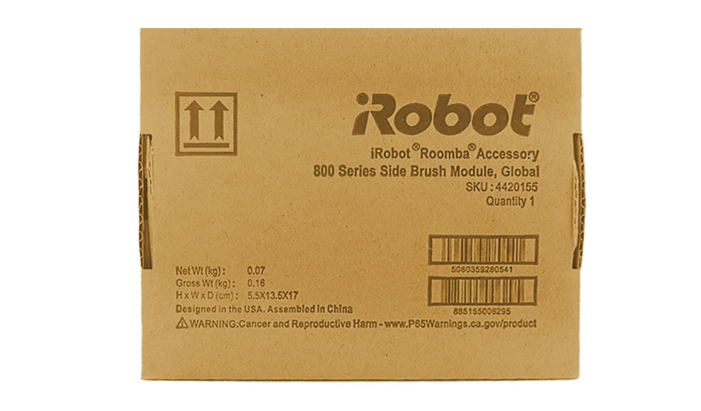 Détails sur Original Côté Brosse Module Moteur Irobot 4420155 Roomba 800900 Séries